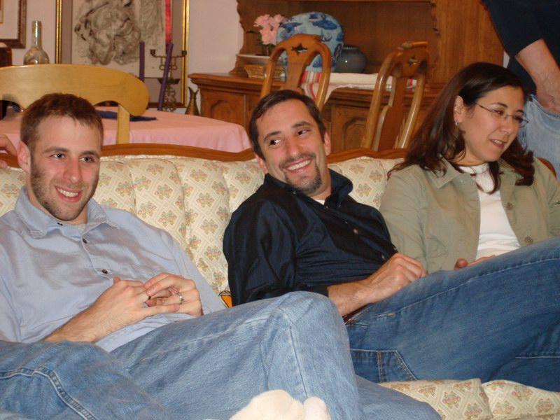 Josh, Brent, Andrea